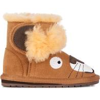 Leo Lion - sheepskin boot