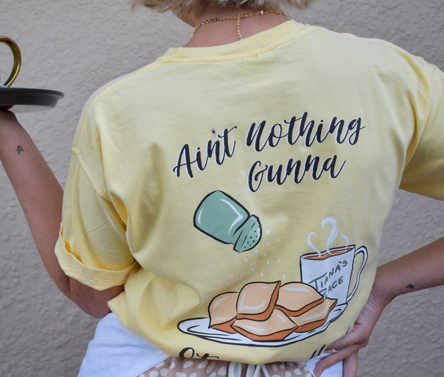 """Ain't Nothing Gunna Stop Me Now"" Short Sleeve Tee"
