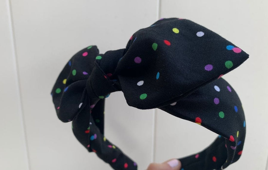 Celebration Dots Hairband