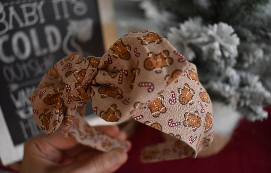 Gingerbread Hairband