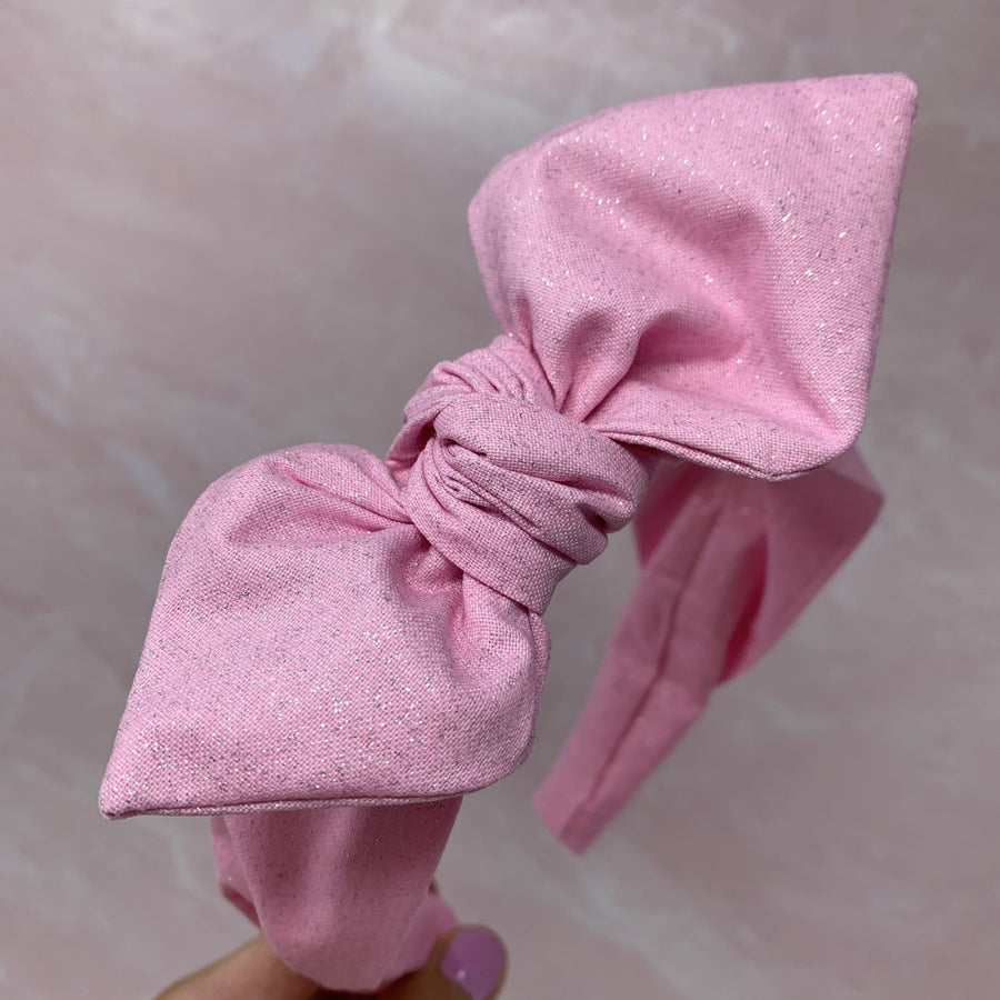 Pink Sparkle Hairband