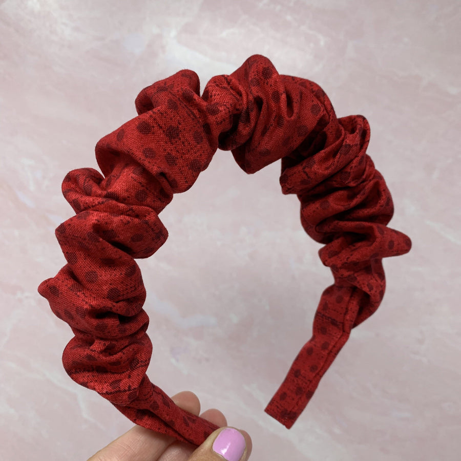 Will You Accept This Rose BellaXO (Ruched Band)