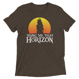 """Horizon"" Short Sleeve Unisex Tee"