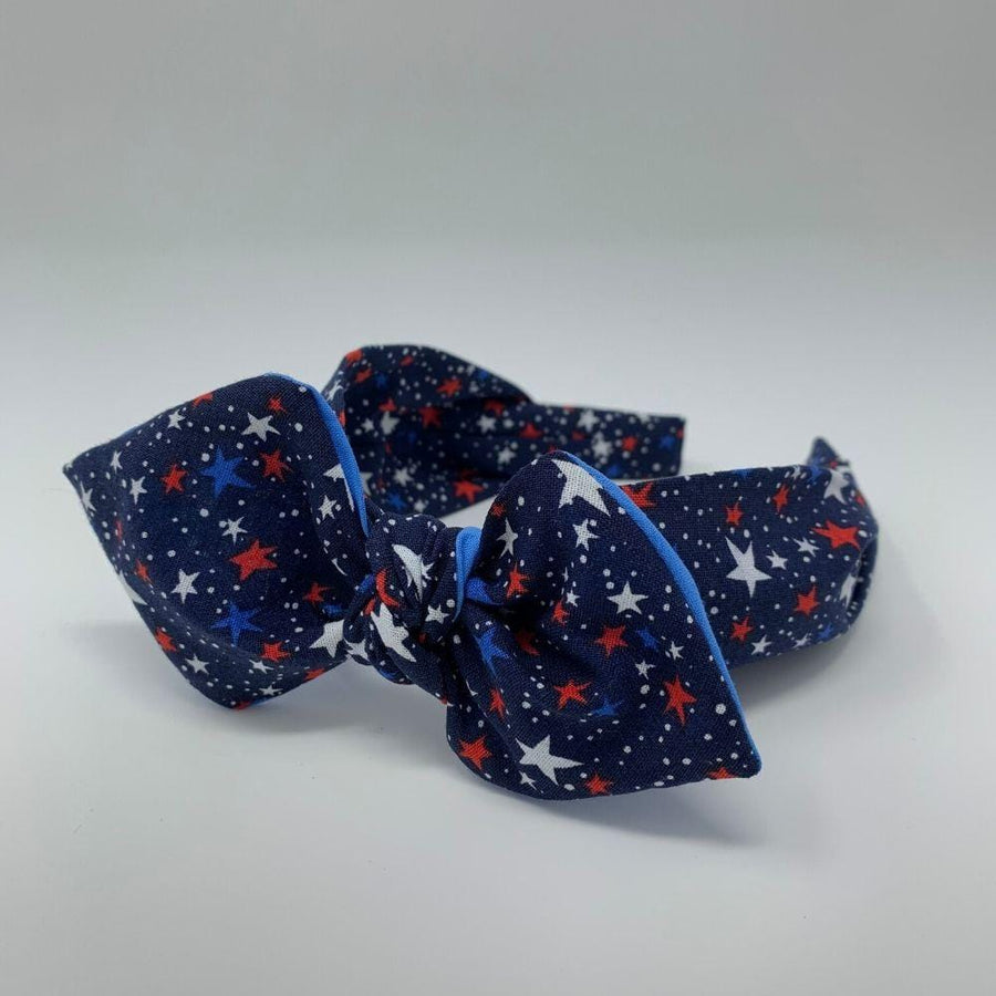 Patriotic Stars Hairband