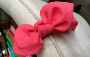 Bright Pink Hairband