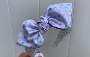 Easter Dots Hairband