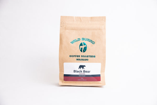 Black Bear - Single Origin Dark Roast