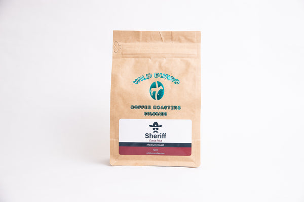 Sheriff - Single Origin Medium Roast