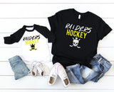 NJ Raiders Travel Hockey Team Shirt, Hockey Mom, Hockey Dad