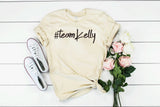 Kelly Taylor Beverly Hills 90210 #TeamKelly #TeamBrenda, Shirts