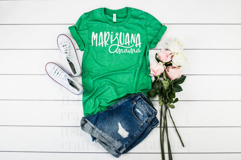 Marijuana Mama-Heather Green