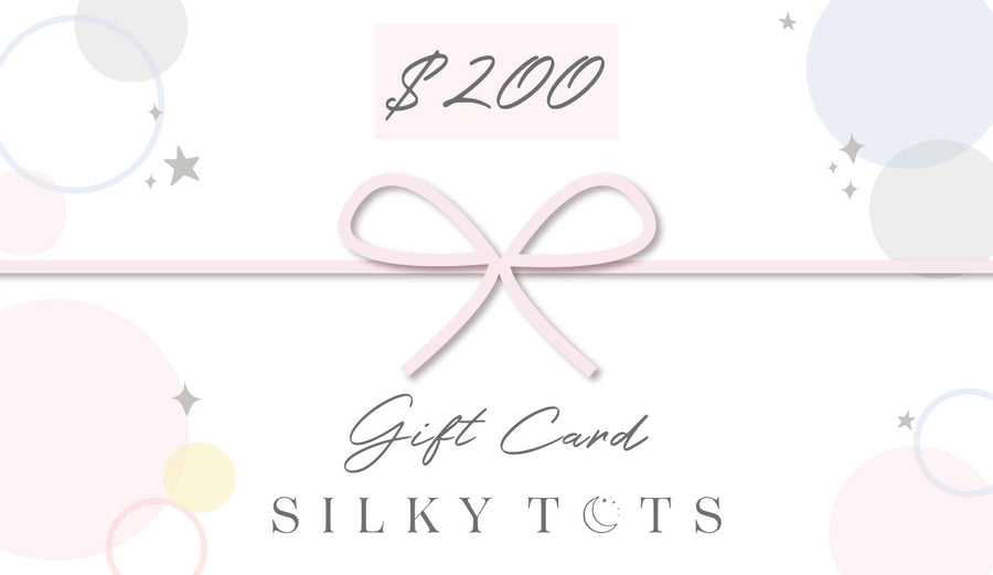 Silky Tots Gift Card