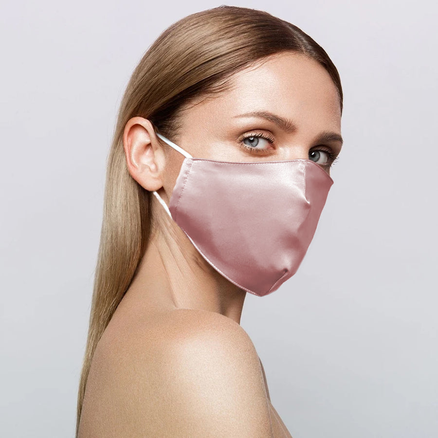 Silk Face Covering