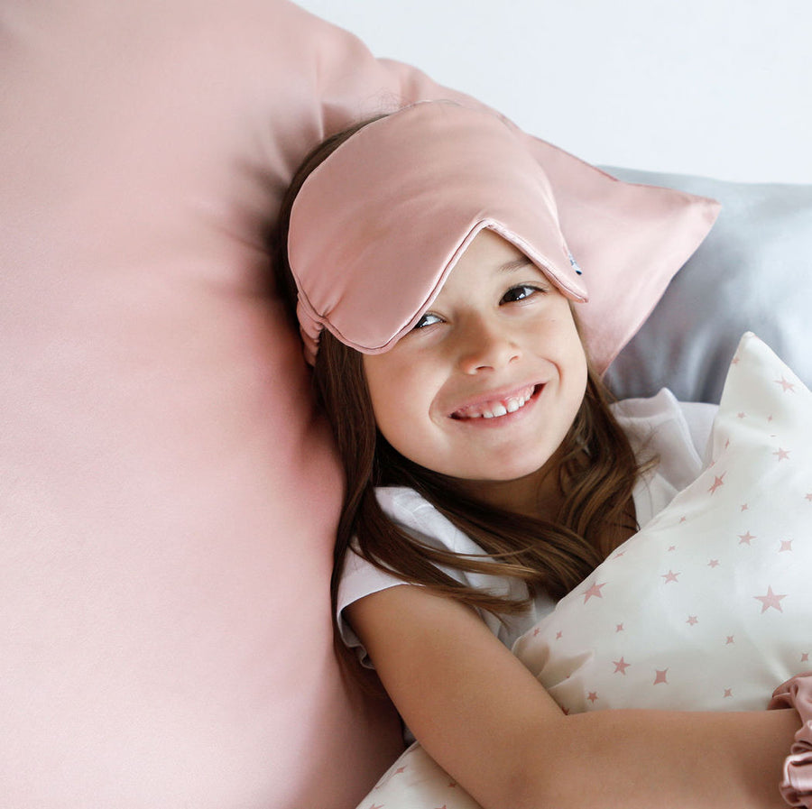 Silk Pillowcase - Blush