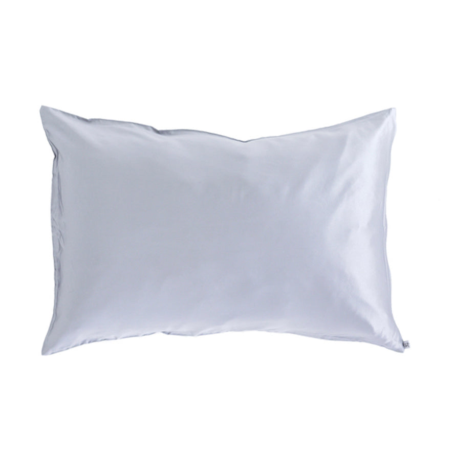 Silk Pillow Slip - Grey