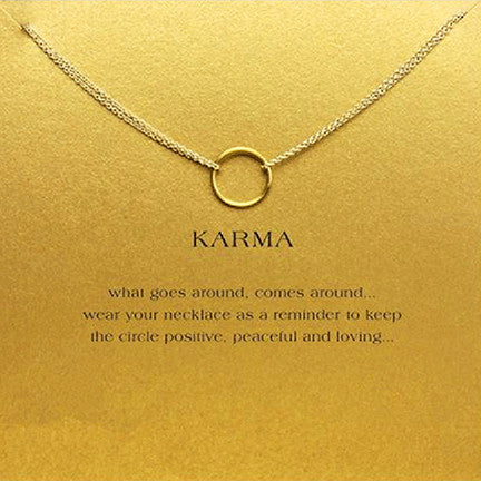 Good Karma Unity Necklace