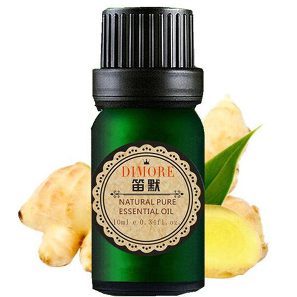 - Ginger Aromatherapy Essential Oil 10ml