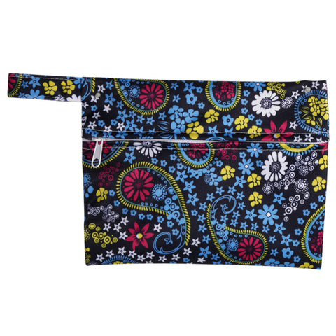 - On-the-Go Dry Bag - Perfect Paisley