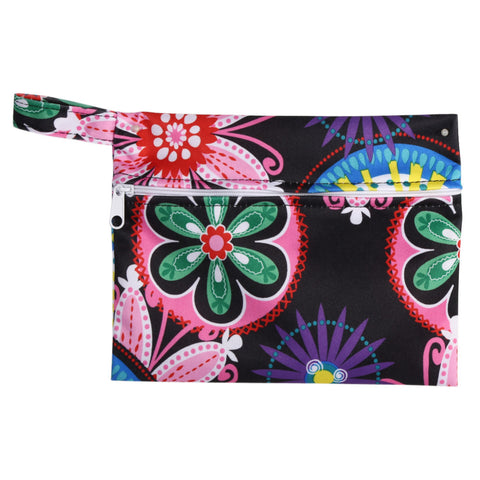 On-the-Go Dry Bag - Flower Power