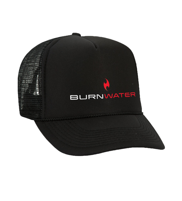 Burnwater Trucker Hats
