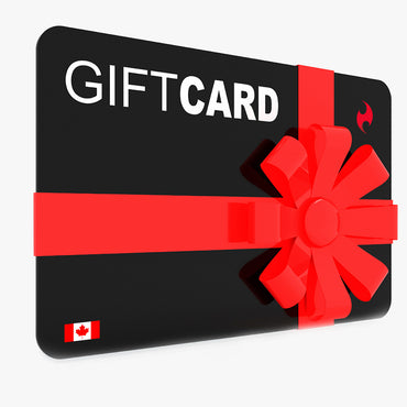 Burnwater Canada Gift Card