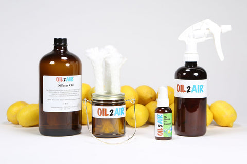 oil2air products