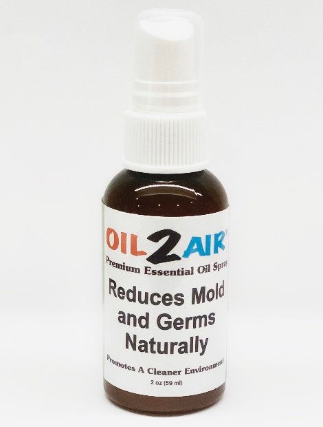 2 oz Premium Essential Oil Spray
