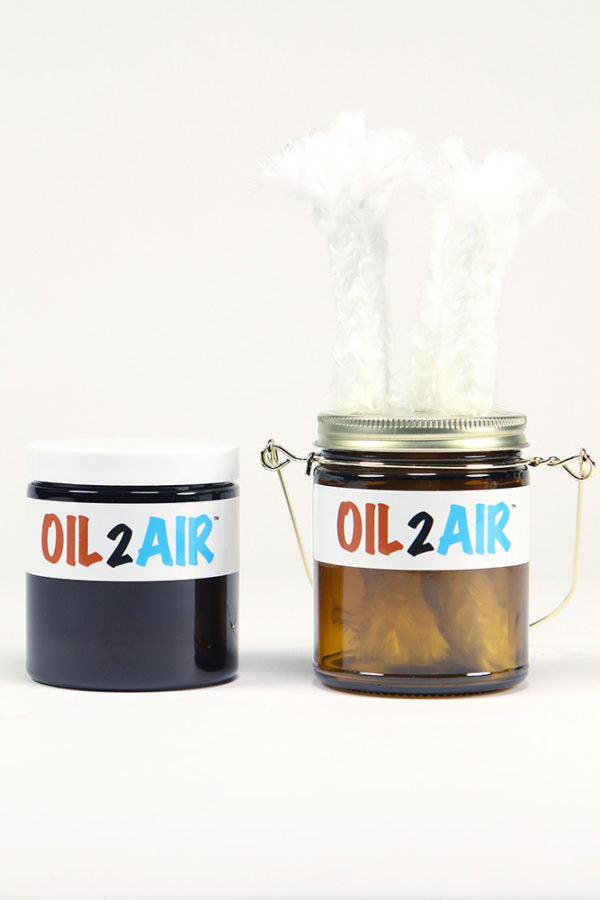 oil2air diffuser with refill