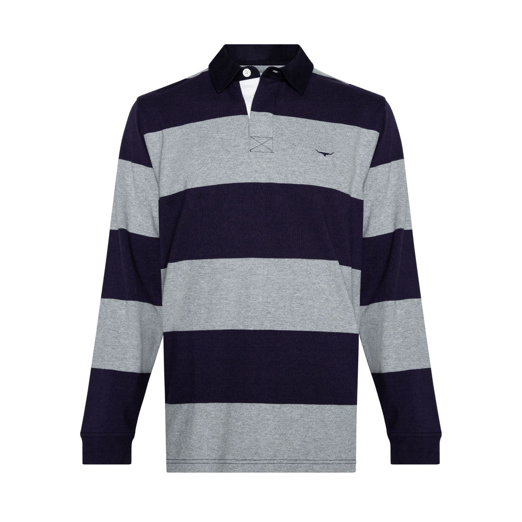 Rm-Williams-Tweedale Rugby-Black-Grey