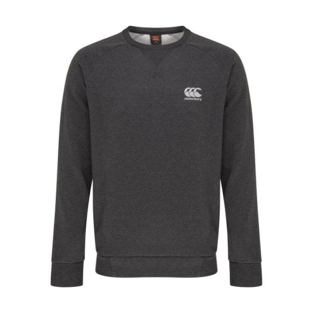 Canterbury-VapoDri-Crew-Sweat-Black