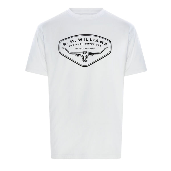 R-M-Williams-Shield-T-Shirt