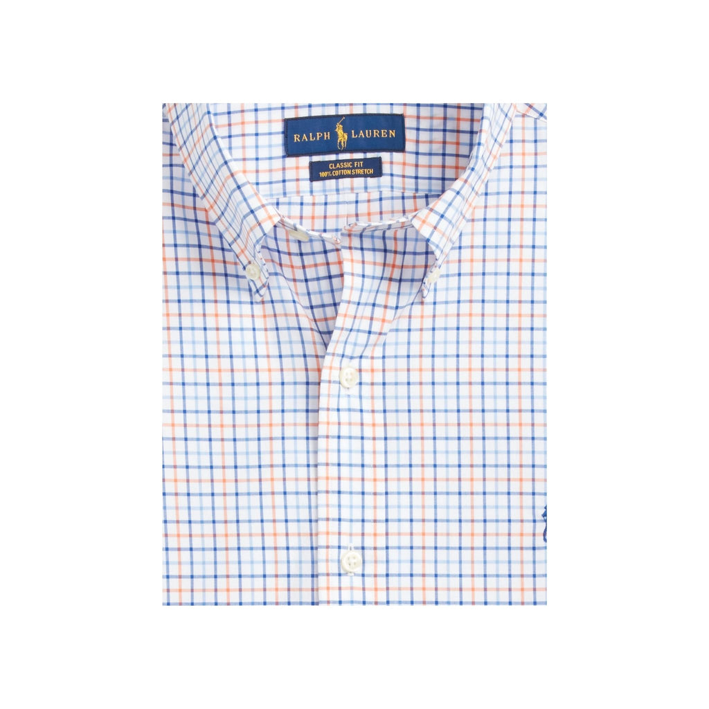 Polo-Ralph-Lauren-Poplin-Shirt-Multi-Check