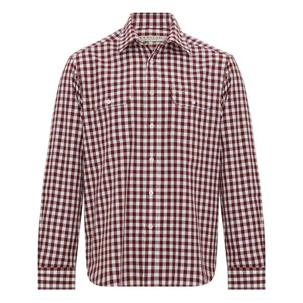 R-M-Williams-Bourke-Shirt-Red