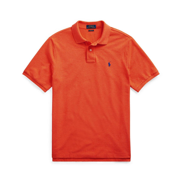 Polo-Ralph-Lauren-Mesh-Polo-Orange