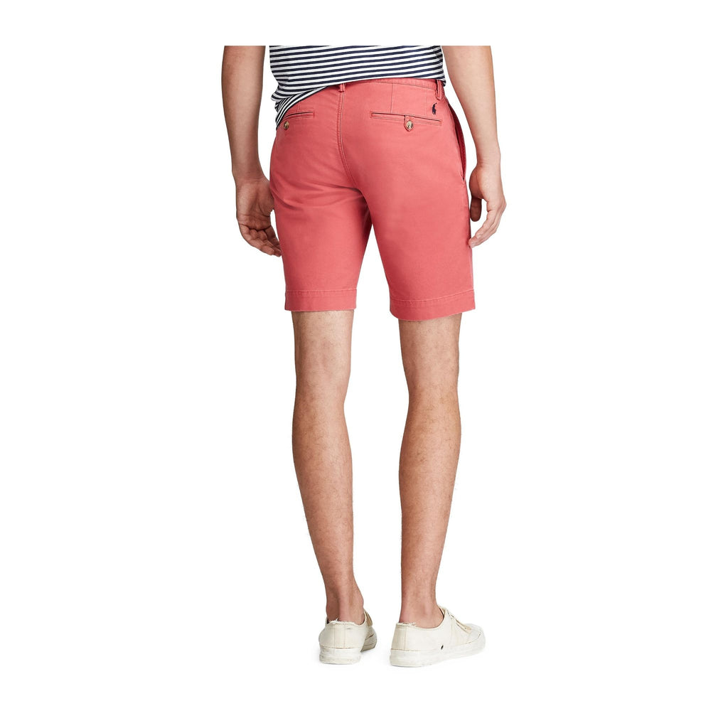 Polo-Ralph-Lauren-Cotton-Twill-Shorts-Red