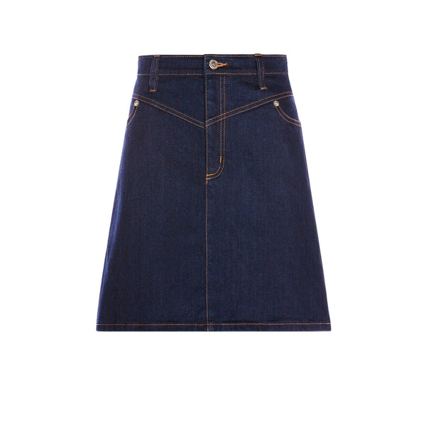 R-M-Williams-Braidwood-Skirt-Indigo-Wash