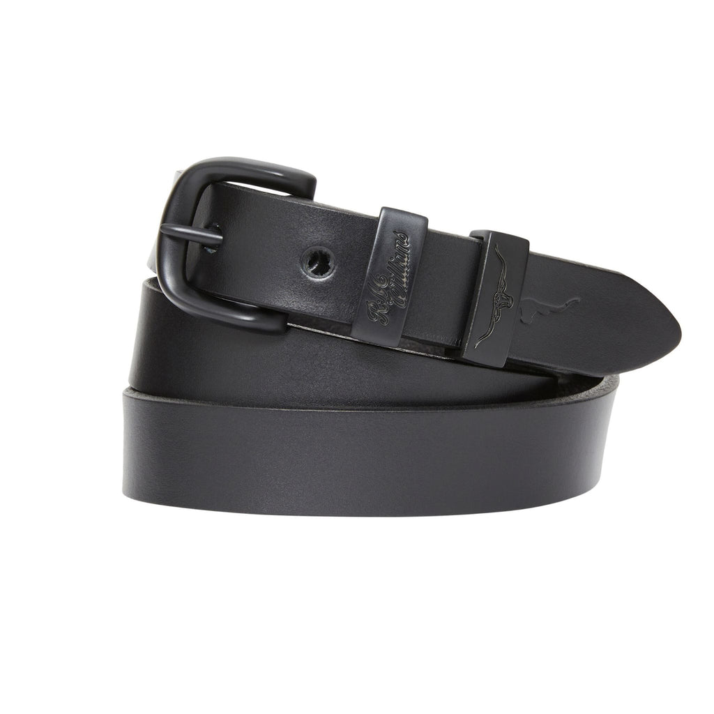 R-M-Williams-drover-belt-1-inch-black