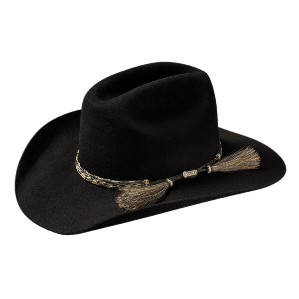 Akubra-Roughrider-black