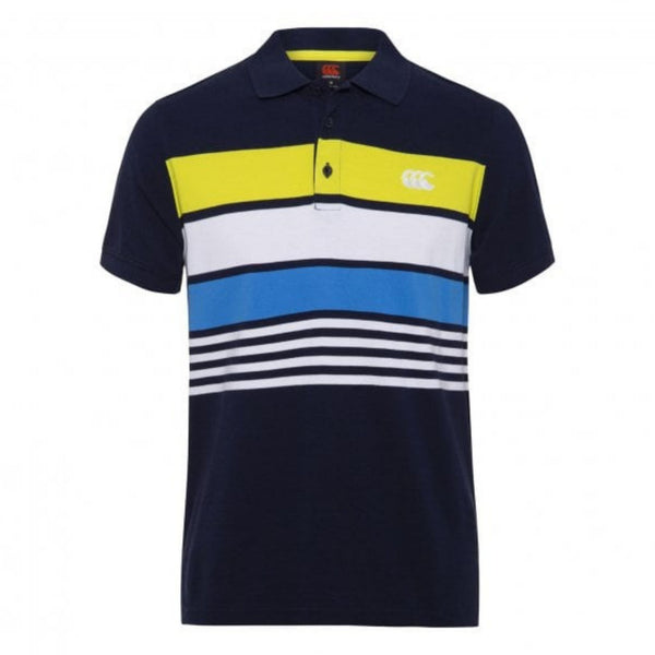 Canterbury-Newman-Polo-Navy