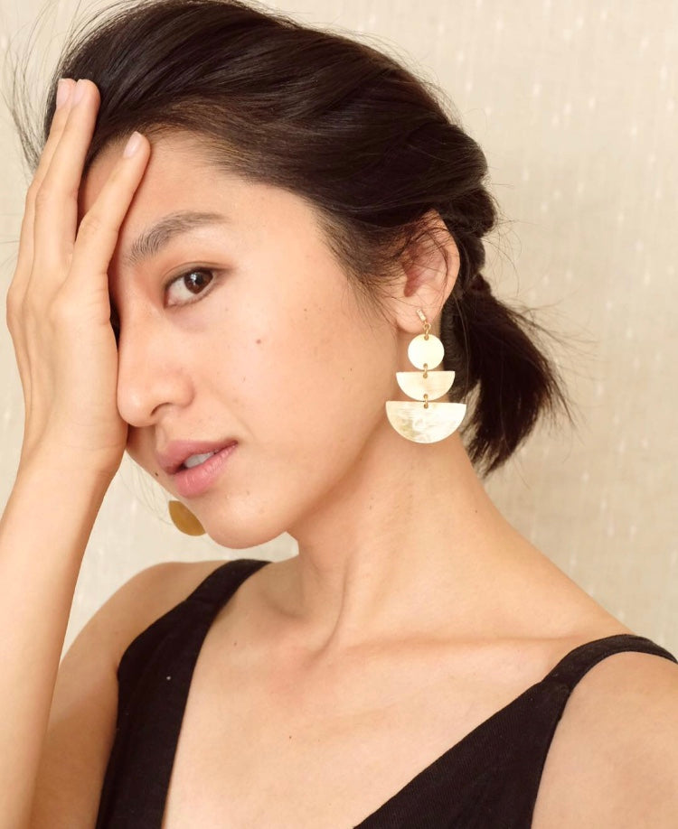 Jessica Phan, Founder of Hathorway, Sustainable Jewelry