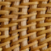 Handwoven with rattan, bamboo, wicker, straw
