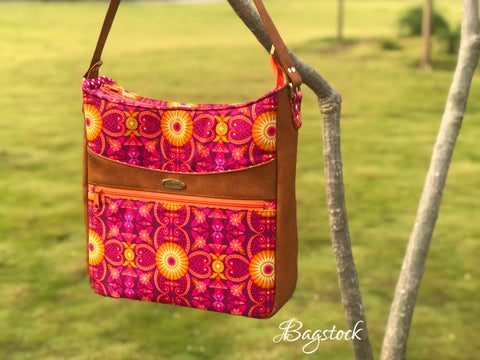 Plumeria Shoulder Bag