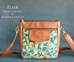Flair Crossbody Bag