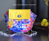 Ana Crossbody Purse