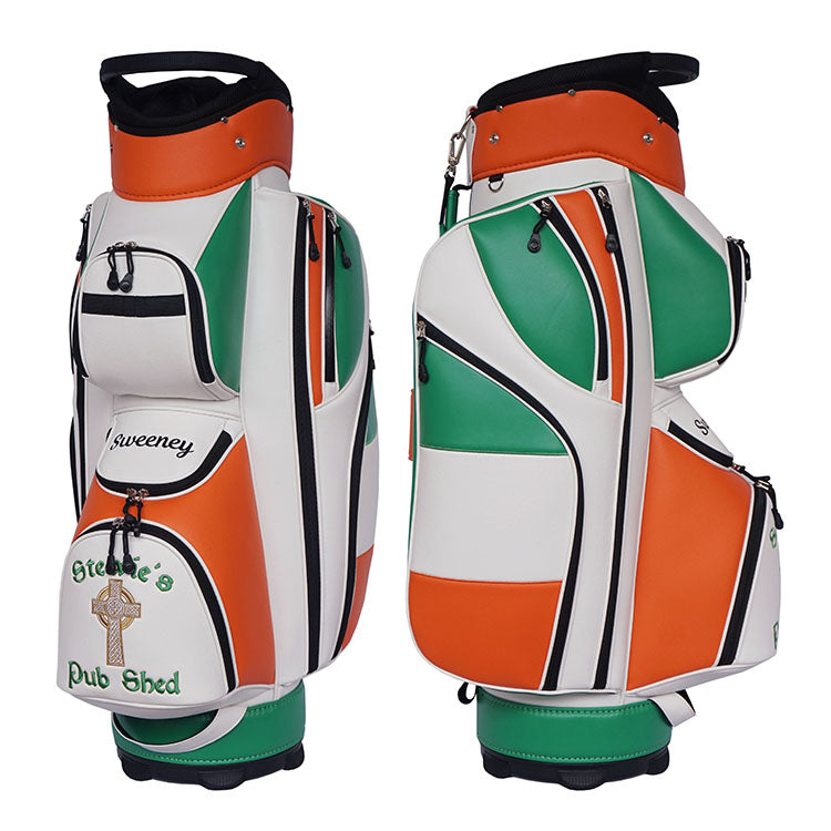 Custom Golf C Bag Ireland- My Custom Golf Bag Global