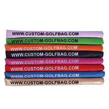 Custom Alignment Stick Covers - My Custom Golf Bag Global