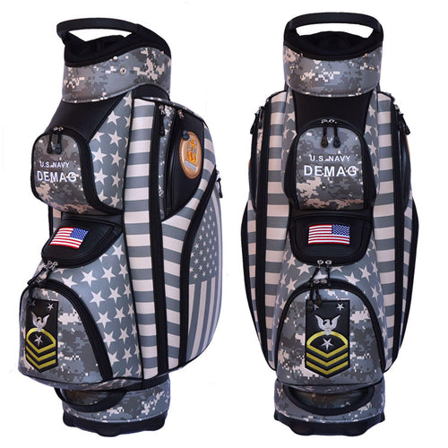 Custom Golf Cart Bag CB00