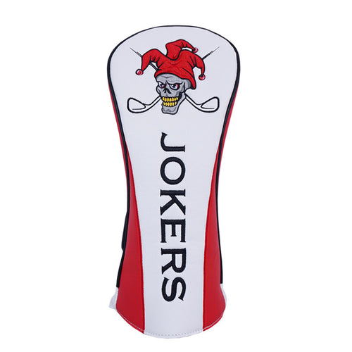 Custom Golf Headcover: Wood Cover