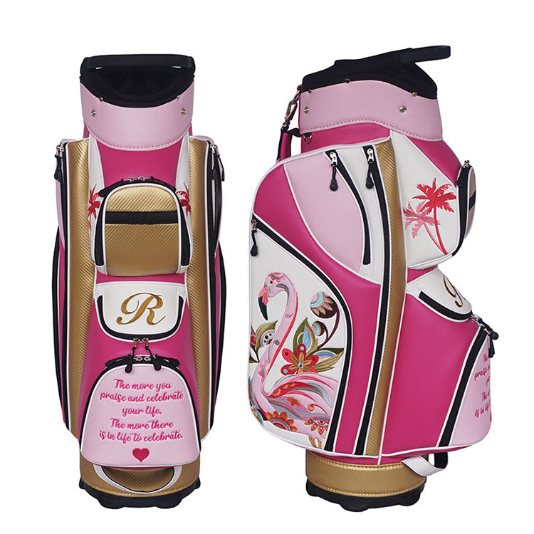 Custom Lady Cart Bag Customized Personalized Golf Gift- My Custom Golf Bag Global