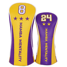 KOBE BRYANT Custom Golf Head Covers - My Custom Golf Bag Global